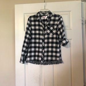 Elegant girl shirt